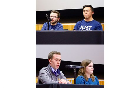 Student Senate Elections: What you need to know about the candidates