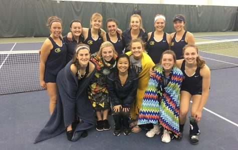 Women's tennis proves two is better than one