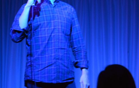 Clear Water Comedy features Andy Haynes at The Plus