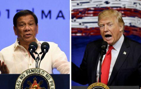 President Trump invites Filipino President Duterte to the White House
