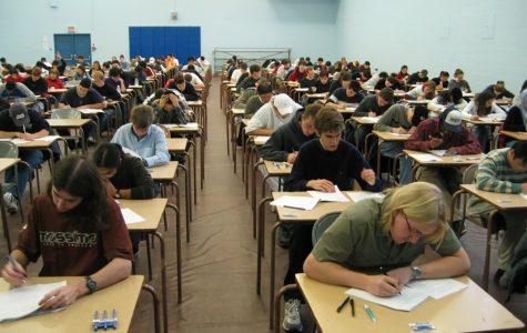 Unnecessary pressure is put on final exam season