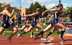 UW-Eau Claire track and field competes at Conference Championships