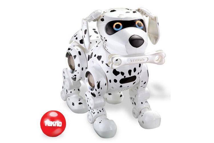 Tekno the robotic dog