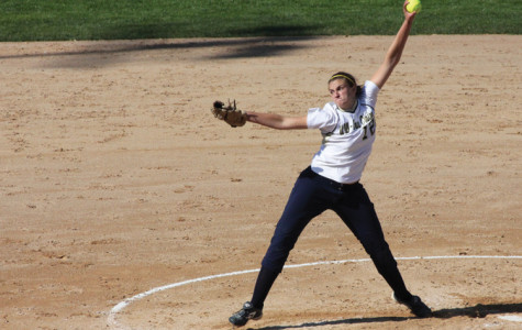 Softball's streak end in conference tournament, still qualifies for NCAAs
