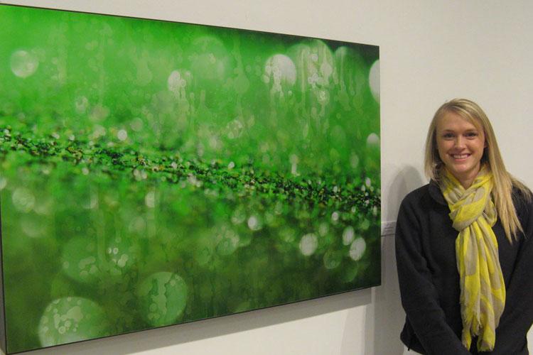 Senior BFA show opens in Foster Gallery