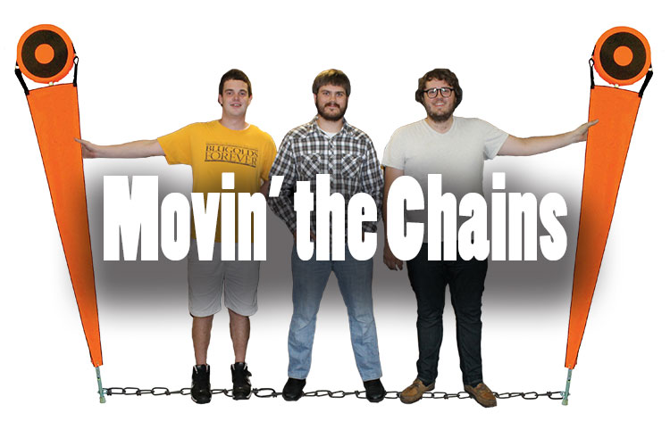 Movin' the Chains: 9/20/12