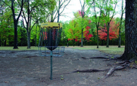 The spin on disc golf