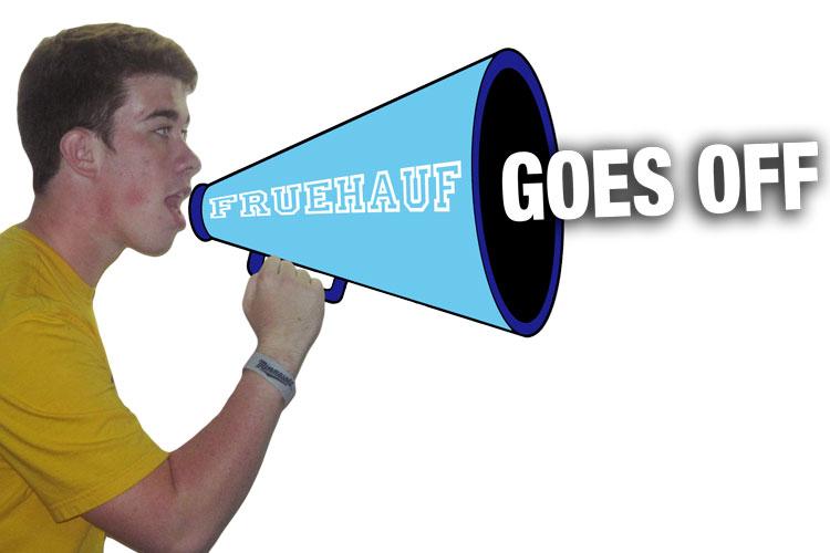 Fruehauf going off