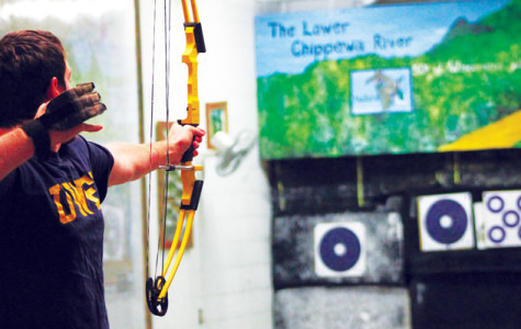 Archery rises in popularity