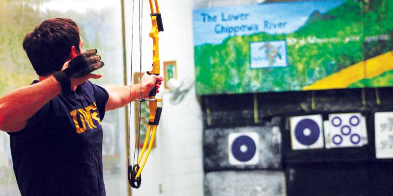 Archery rises in popularity