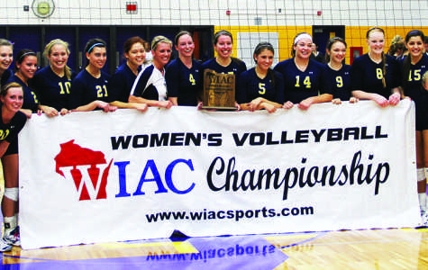 Volleyball wins WIAC title