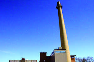Heating Plant works to keep fuel inexpensive for students