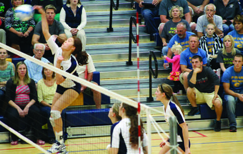Volleyball wins fifth straight