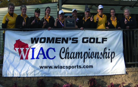 Clubs ablazing! Women's golf team wins conference