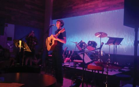 Singer Justin Hertz debuts first album