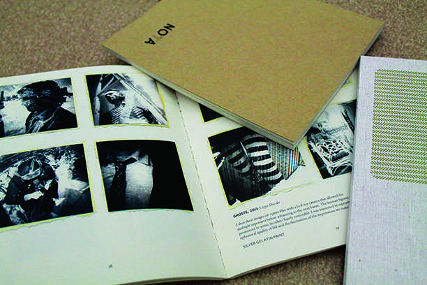 Photo/Illustration: NOTA has been a publication exclusive to UW-Eau Claire for 44 years. It features prose, poems, art and music which is a new feature added in future issues. © 2014 Elizabeth Jackson