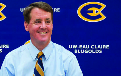 UW-Eau Claire Director of Athletics, Scott Kilgallon. Submitted