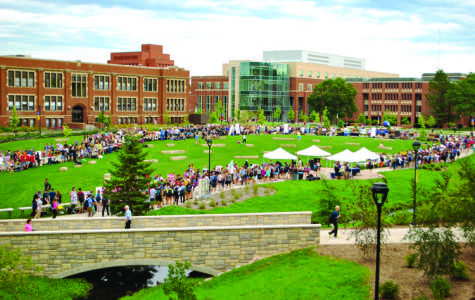 Student organizations back for the bash