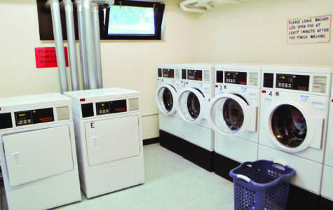 Laundry services in dorms increase in price
