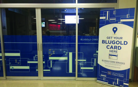UW-Eau Claire students can pick up voter ID cards in the same place they pick up Blugold cards, which is on the first floor in the Davies Center.