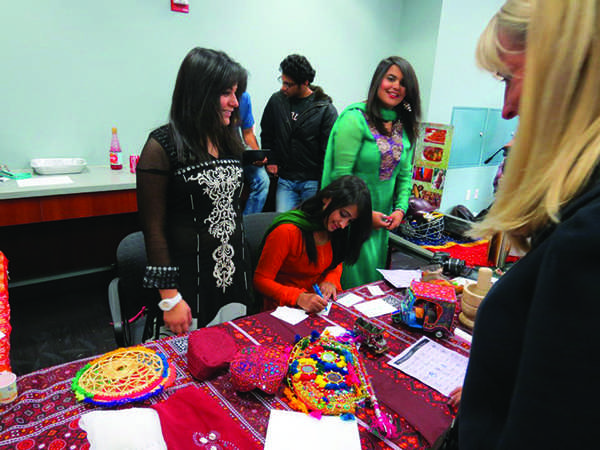 International Folk Fair will bring color and diversity to Davies Student Center this weekend