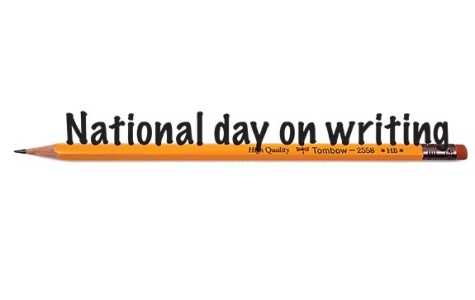 Center for Writing Excellence celebrates National Day on Writing