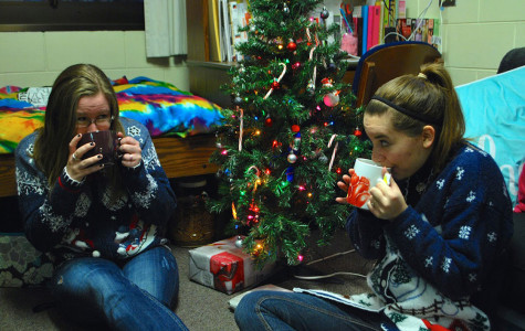 Mismatched holidays of the dorms