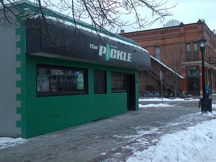 Jared Hart, the owner of The Pickle on Water Street, was recently sentenced to 18 months in federal prison and fined $100,000 for tax evasion.
