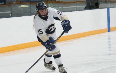 Women's hockey drops weekend series to UW-Superior