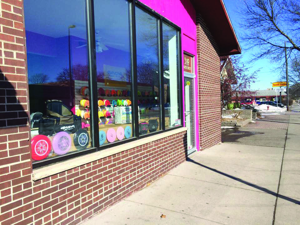 Disc Golf 365 will take over Raspberry Reign's at 310 Water St. come March 1.
