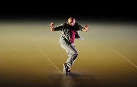 Professional dancer visits UW-Eau Claire