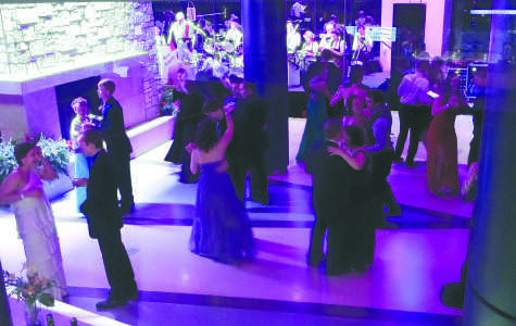 Guests are able to enjoy many forms of dancing at the annual Viennese Ball.