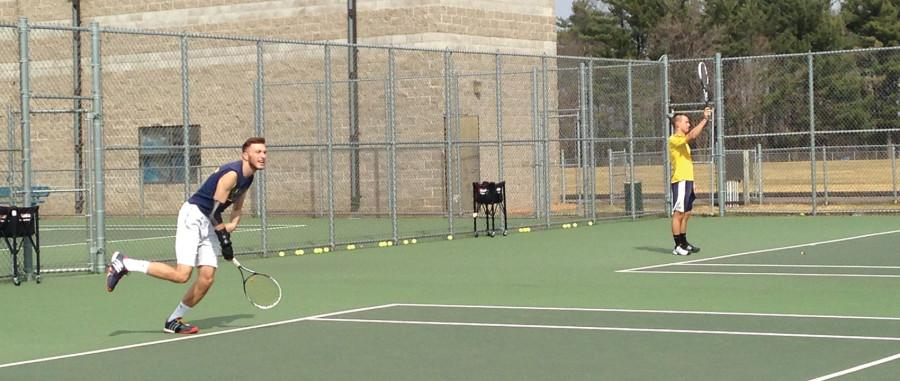 Blugold tennis team begins preparing for conference play