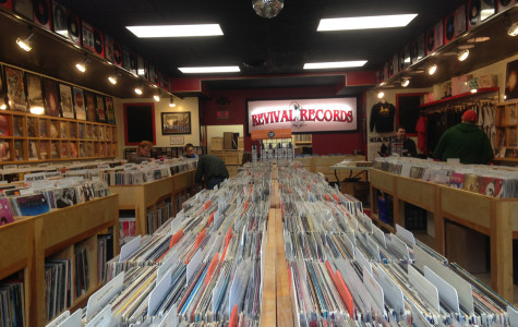 Record Store Day: A holiday for the growing population of vinyl lovers