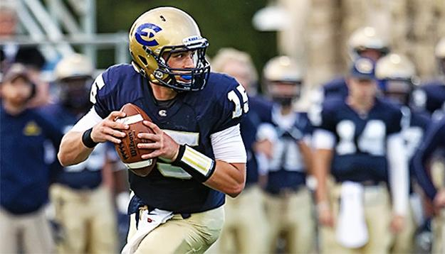 Blugold football swept in non-conference games this season