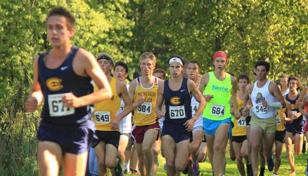 Optimistic start for Blugold cross country