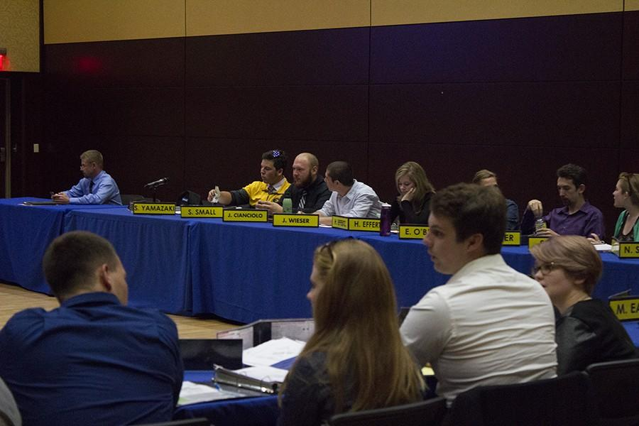 Student Senate votes on resolution to oppose Campus Carry Act