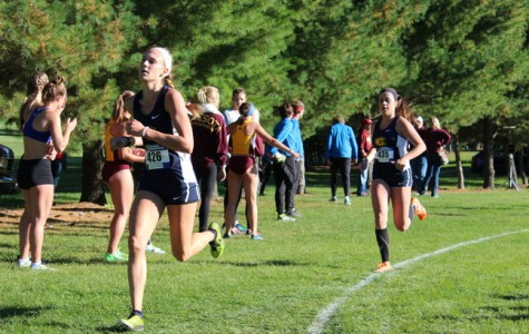 Cross country successful at UW-Oshkosh