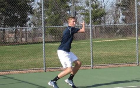 Blugold men's tennis prepares for spring season