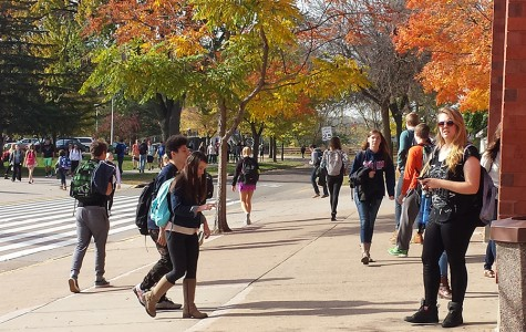 Students at UW-Eau Claire must first respect each other to make diversity work