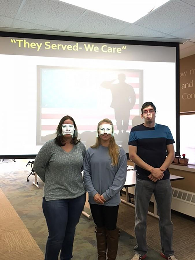 Veteran's awareness training helps students gain an understanding of veterans' transition