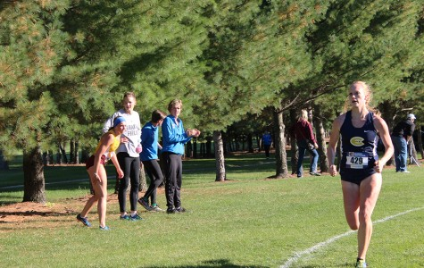 Lucy Ramquist claims top female runner spot in the WIAC meet