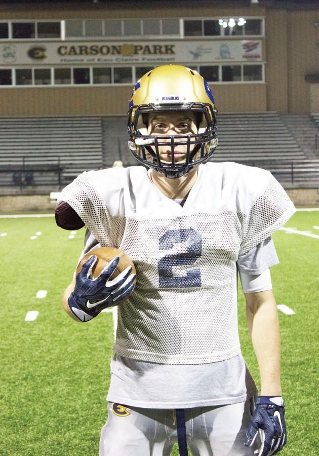 Junior wide receiver Matthew Knapp finds ways to produce during a winless season