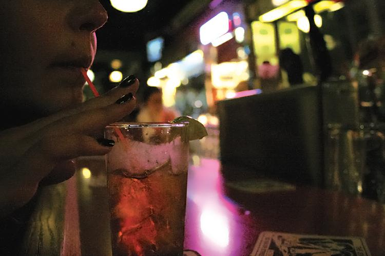 In Wisconsins drinking culture, bartender jobs are far from scarce. Students who work as bartenders say the job is fun, a learning experience.