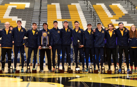 Men's cross country team places first at nationals