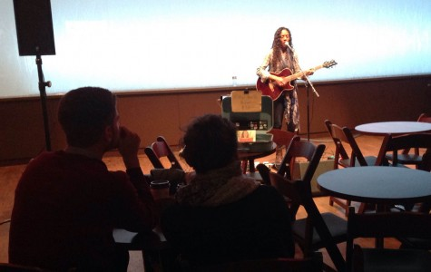 Singer-songwriter Lakin brings warm sound to The Cabin