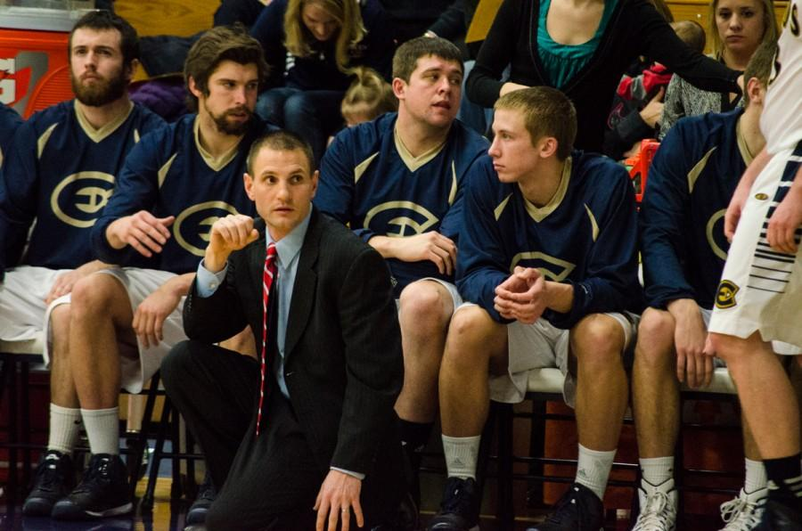 Blugolds drop home opener to Tommies