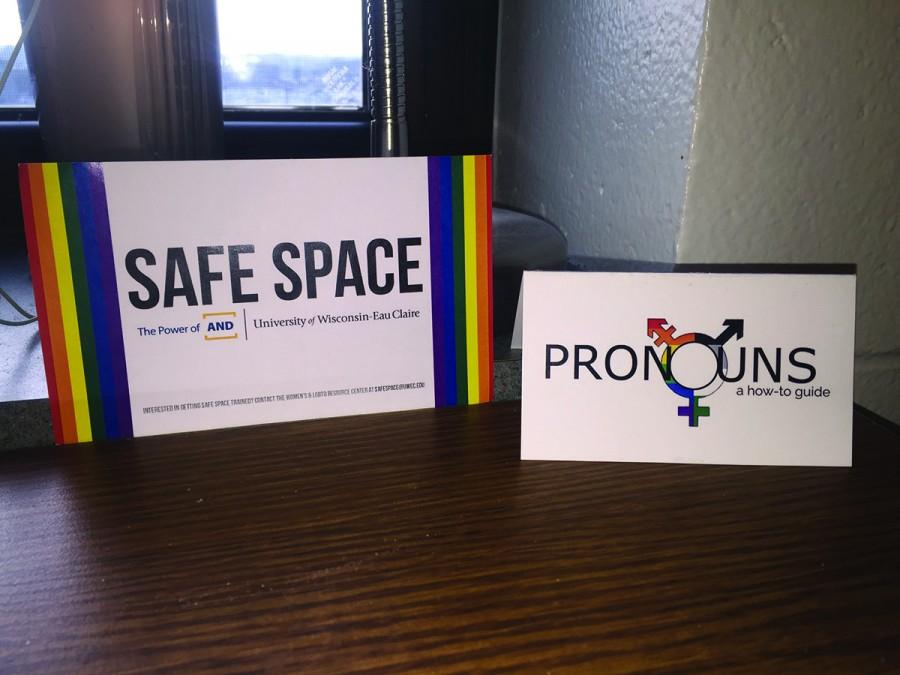 Safe space training programs are available for all students in order to generate new knowledge and answer questions regarding safe space, sexual orientation and gender identity.