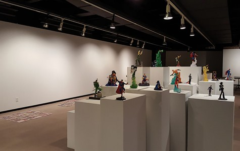 Comic exhibit at the Foster Gallery explores youthful creativity