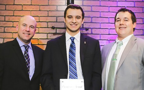 UW-Eau Claire junior wins Rookie Entrepreneur of the Year